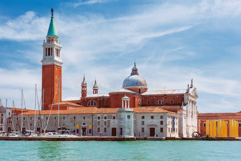 Νησί SAN Giorgio Maggiore, Βενετία, Ιταλία στοκ φωτογραφία