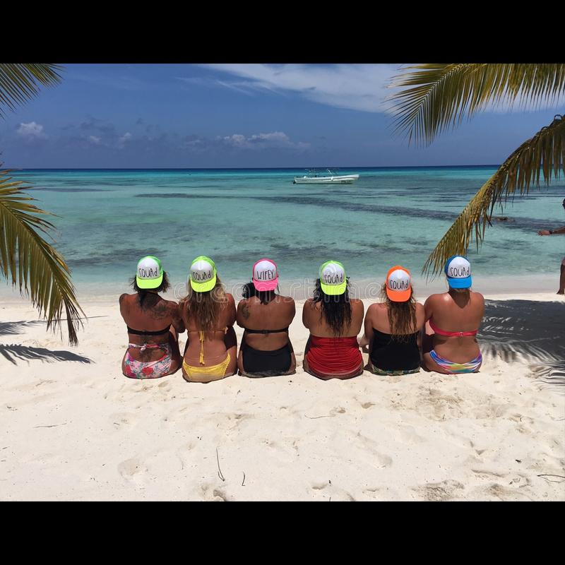 Νησί Saona στοκ φωτογραφία