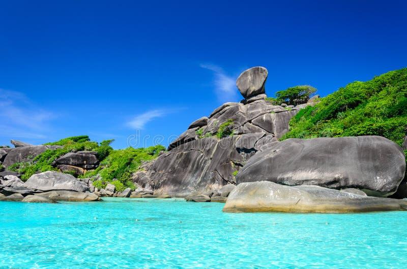 Νησί Similan στοκ φωτογραφία με δικαίωμα ελεύθερης χρήσης