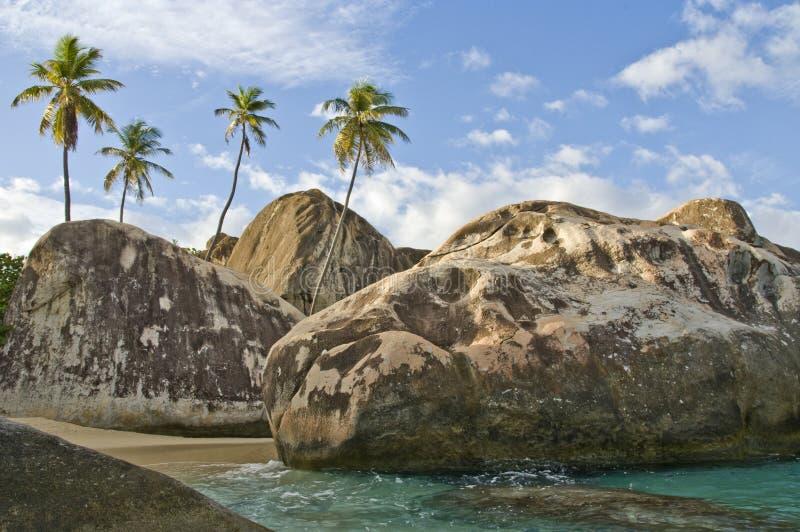νησί Virgin gorda στοκ εικόνα