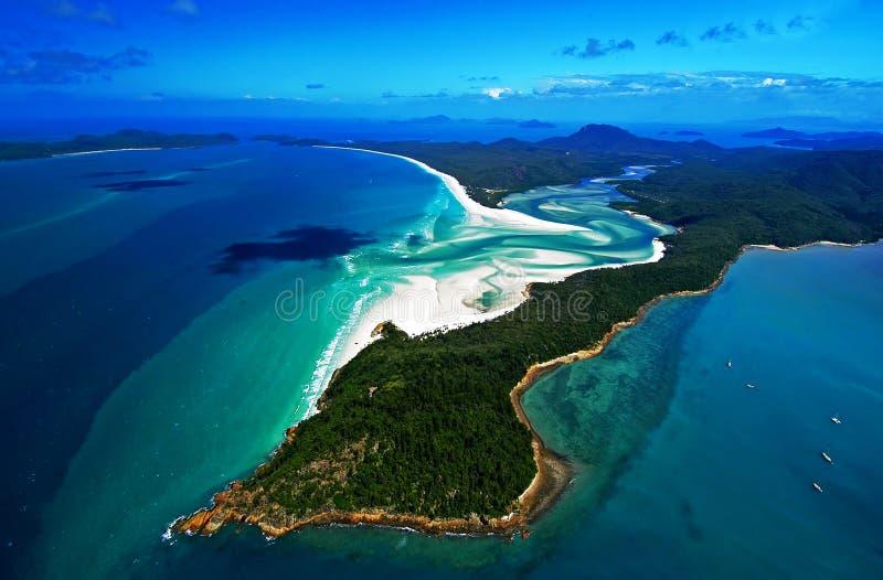 νησί whitsunday στοκ φωτογραφίες με δικαίωμα ελεύθερης χρήσης
