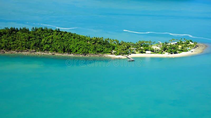 Νησί Whitsundays ονειροπόλησης στοκ εικόνα