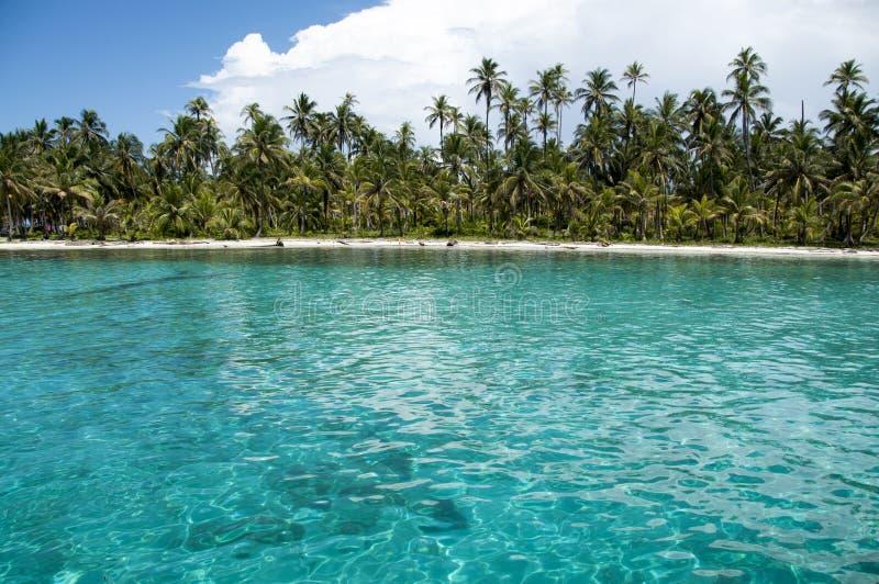 Νησιά ΙΙ SAN Blas στοκ εικόνες με δικαίωμα ελεύθερης χρήσης