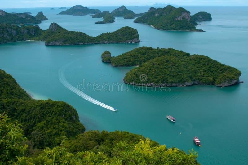 Νησιά και θάλασσα - Ταϊλάνδη στοκ φωτογραφίες με δικαίωμα ελεύθερης χρήσης