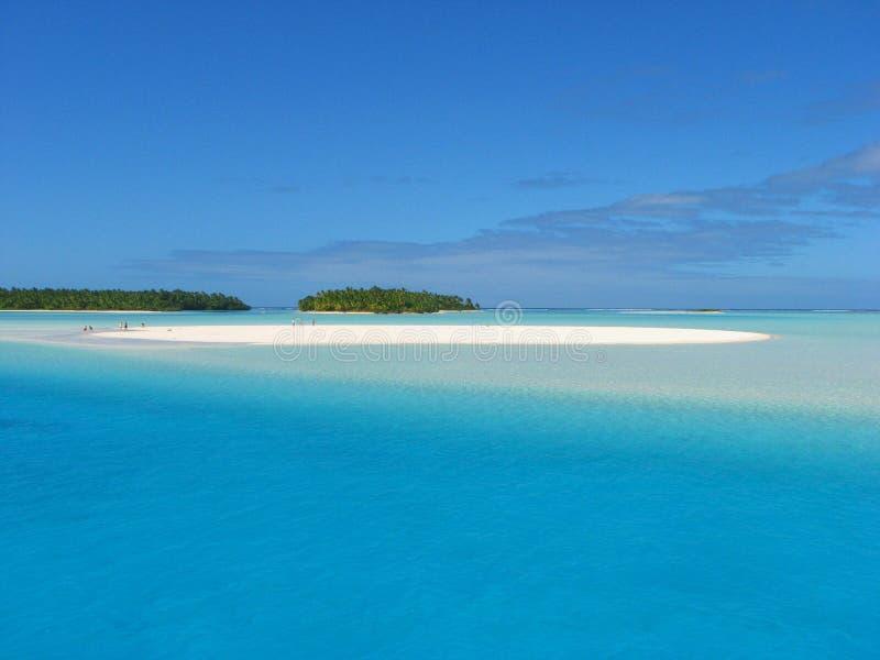 νησιά νησιών ποδιών μαγείρων τραπεζών κοντά σε μια άμμο στοκ εικόνες