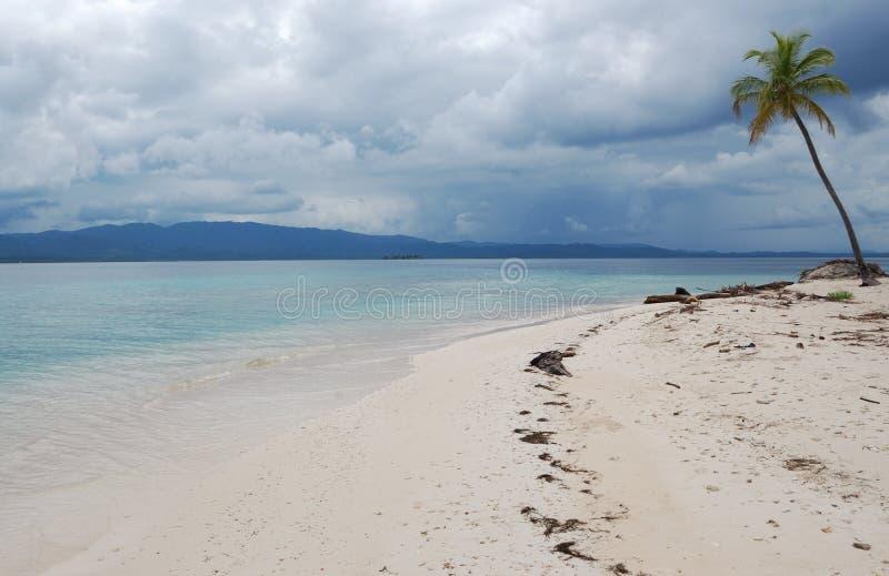 Νησιά Παναμάς SAN Blas στοκ φωτογραφίες