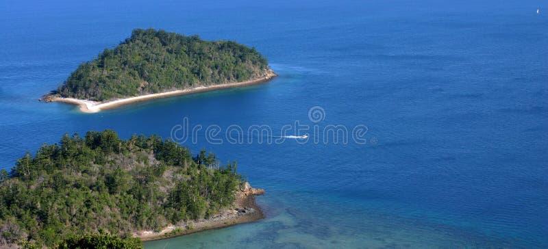 νησιά της Αυστραλίας whitsundays στοκ φωτογραφία