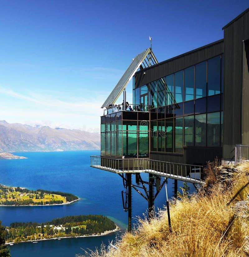 Νησιά του Ειρηνικού, Ωκεανία, Νέα Ζηλανδία, Queenstown στοκ φωτογραφίες με δικαίωμα ελεύθερης χρήσης
