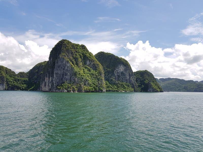 Νησιά του μακριού κόλπου εκταρίου στοκ εικόνες με δικαίωμα ελεύθερης χρήσης