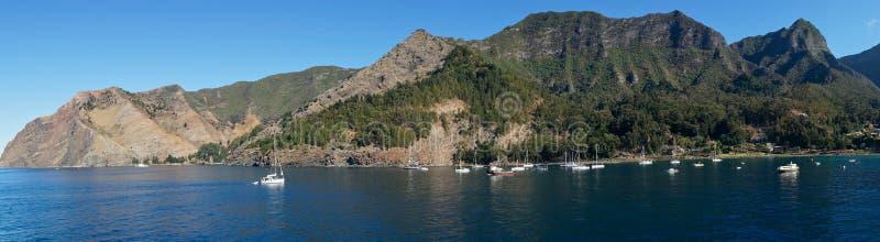 Νησιά του Juan Fernandez στοκ φωτογραφία με δικαίωμα ελεύθερης χρήσης