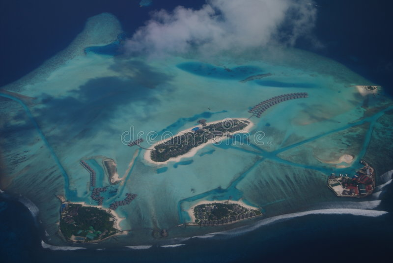 νησιά τροπικά στοκ εικόνες με δικαίωμα ελεύθερης χρήσης
