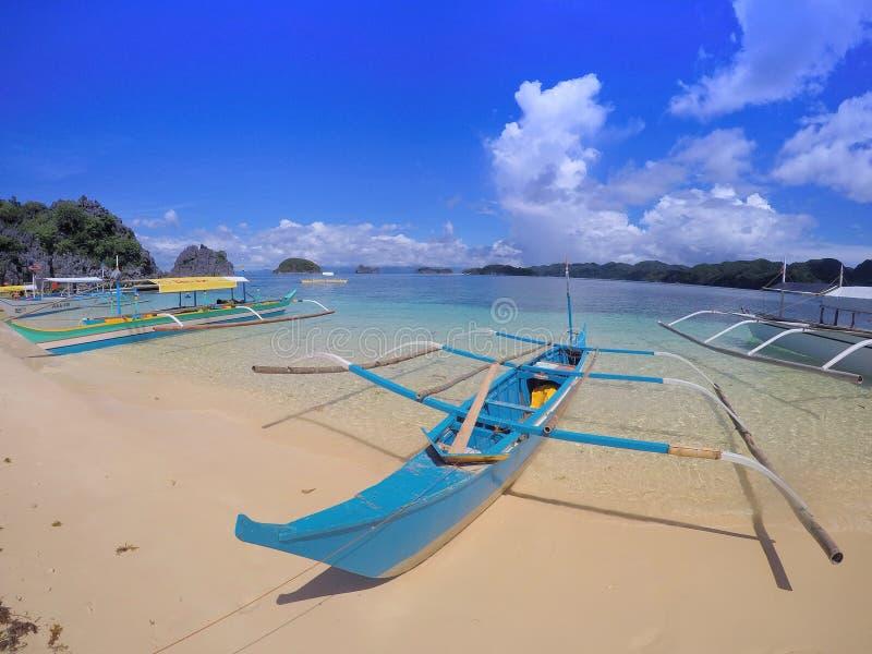Νησιά Caramoan στοκ εικόνες