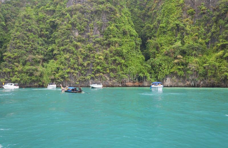 Νησιά PhiPhi στοκ εικόνες