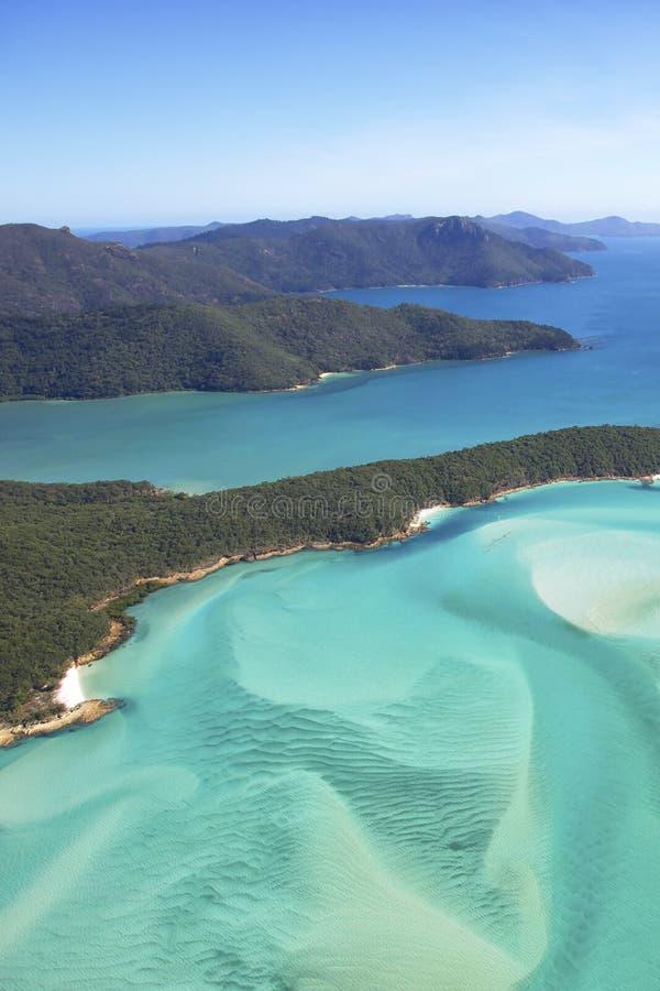 Νησιά Whitsunday στοκ φωτογραφίες