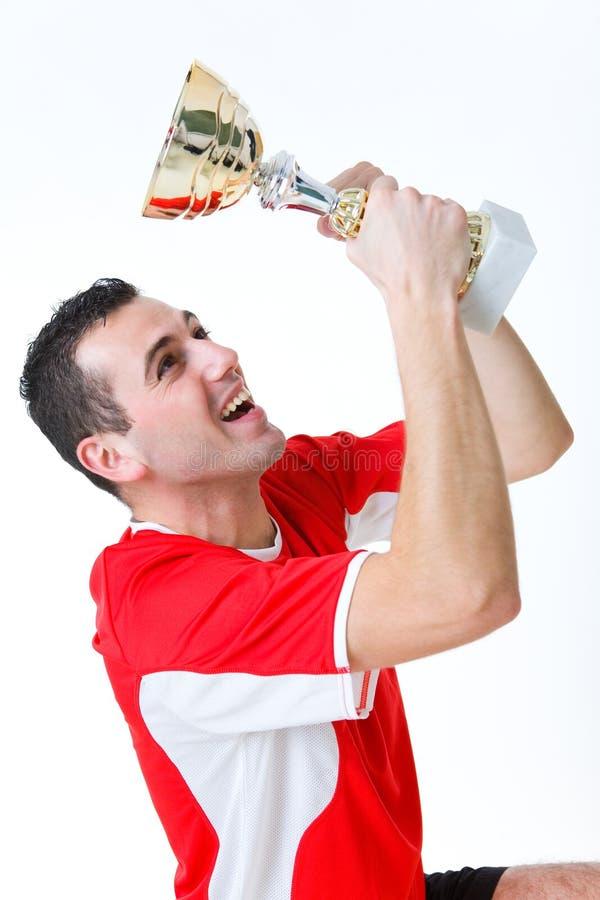 νικητής πρωταθλήματος στοκ εικόνες