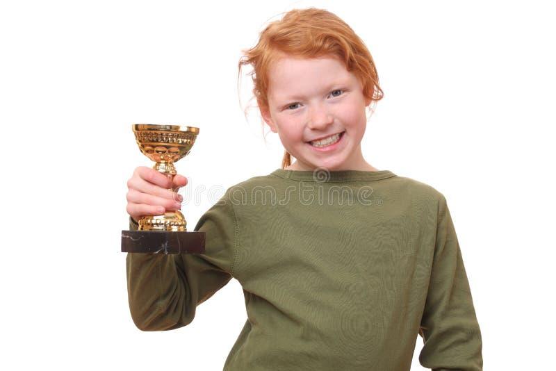 νικητής στοκ εικόνα με δικαίωμα ελεύθερης χρήσης
