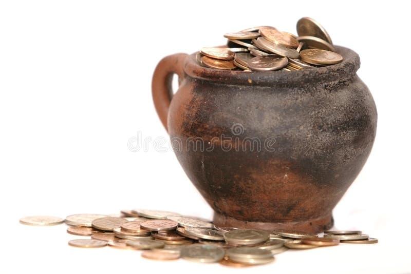 νομίσματα μυστήρια στοκ φωτογραφία με δικαίωμα ελεύθερης χρήσης