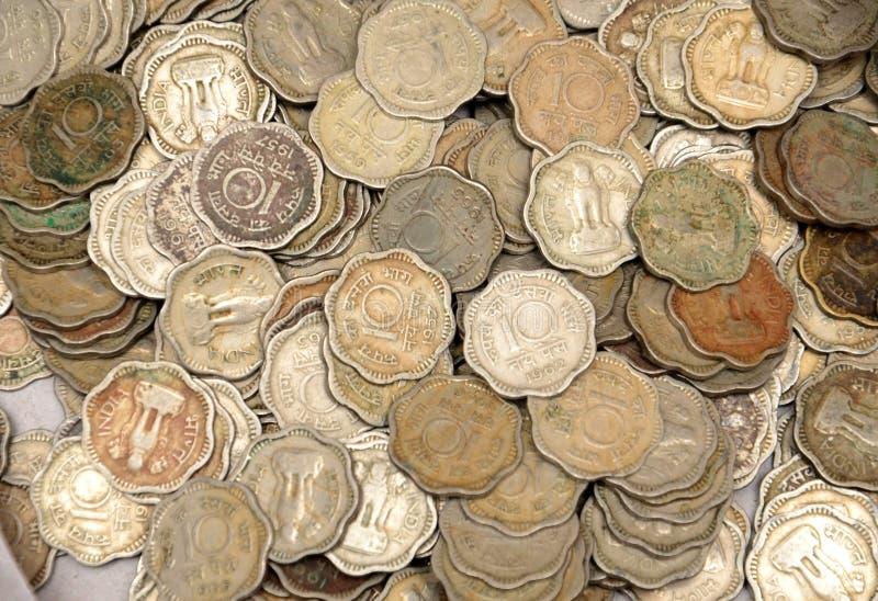 νομίσματα παλαιά στοκ εικόνα με δικαίωμα ελεύθερης χρήσης