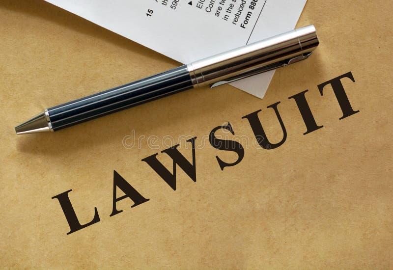 Νομική σειρά στοκ εικόνα