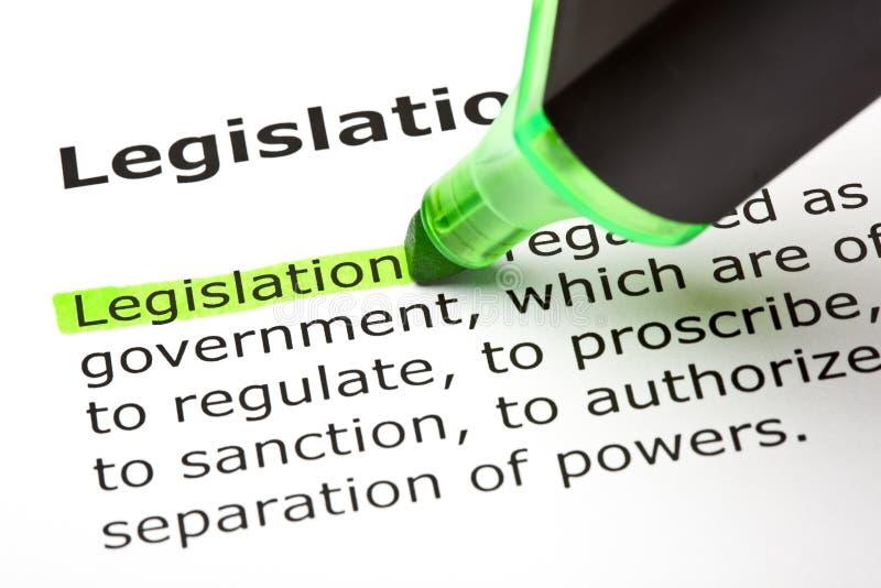 νομοθεσία