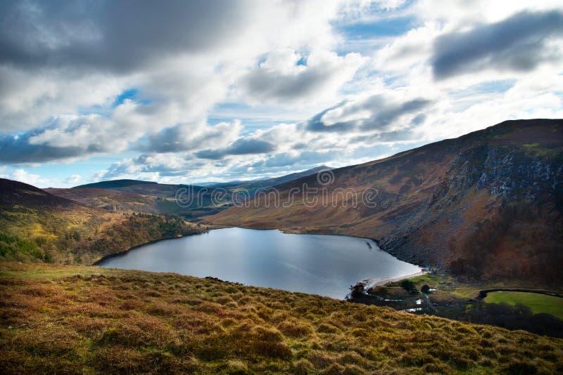 Νομός Wicklow Ιρλανδία Tay λιμνών στοκ εικόνες με δικαίωμα ελεύθερης χρήσης
