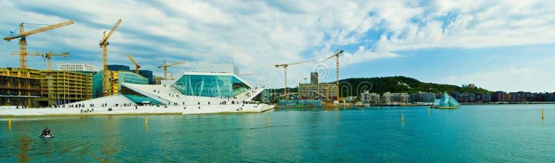 Νορβηγία Όσλο στοκ φωτογραφίες