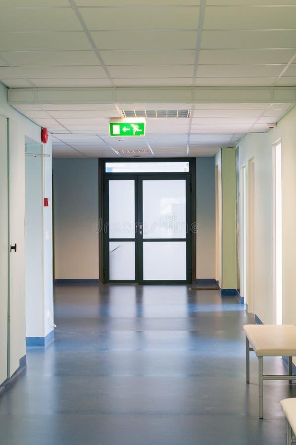 νοσοκομείο αιθουσών στοκ φωτογραφίες με δικαίωμα ελεύθερης χρήσης