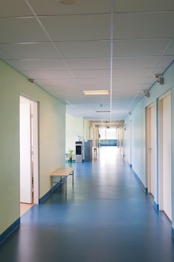 νοσοκομείο αιθουσών στοκ εικόνα