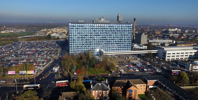 Νοσοκομείο, Κίνγκστον επάνω στο Hull στοκ φωτογραφίες με δικαίωμα ελεύθερης χρήσης