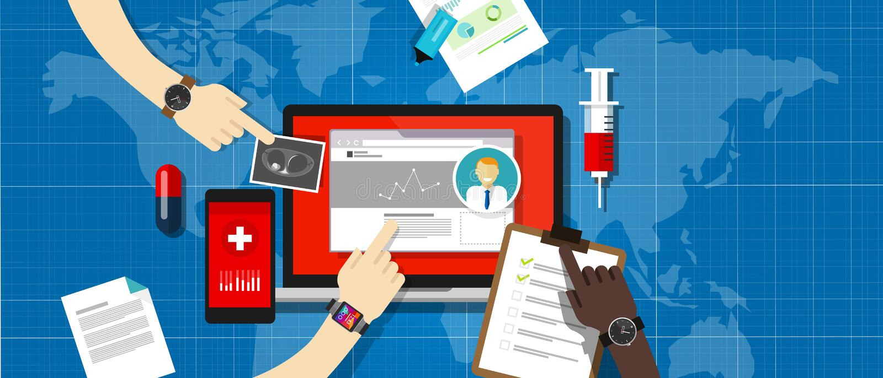 Νοσοκομείο συστημάτων πληροφοριών ιατρικών αναφορών υγείας