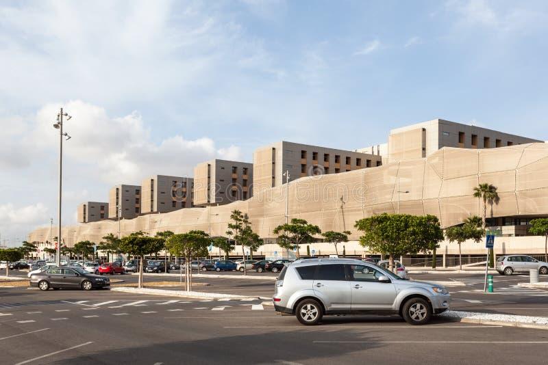 Νοσοκομείο της Lucia Santa στην Καρχηδόνα, Ισπανία στοκ εικόνες