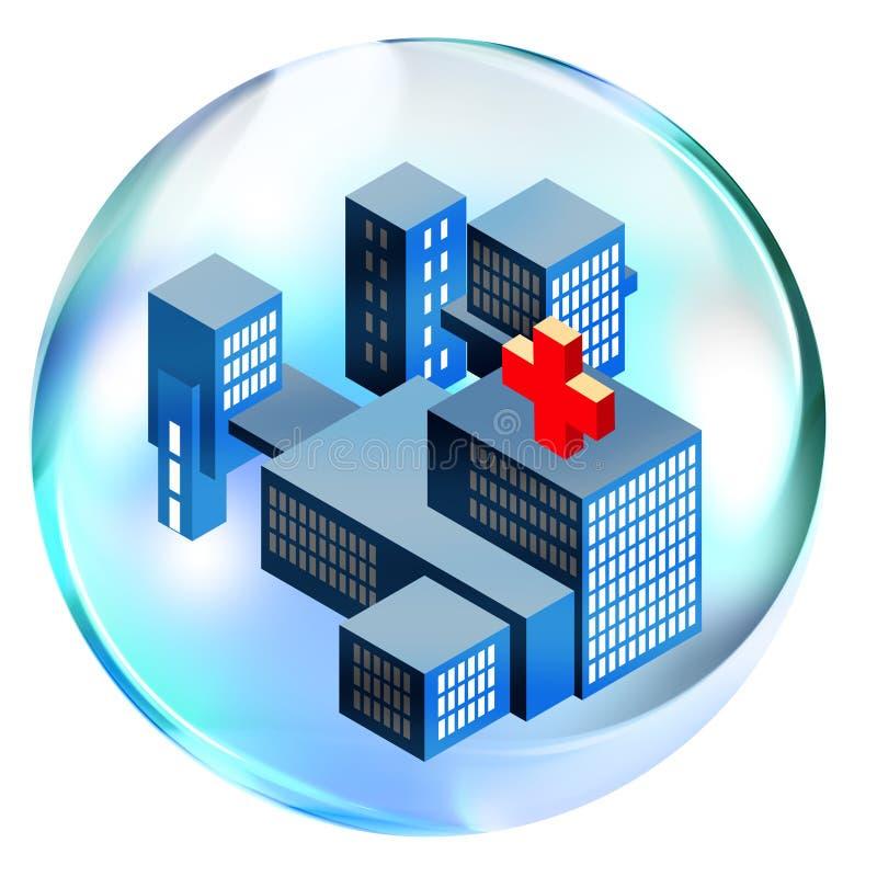 νοσοκομείο απεικόνιση αποθεμάτων