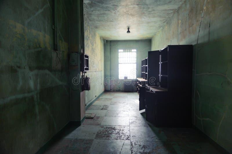 Νοσοκομείο Alcatraz στοκ φωτογραφίες