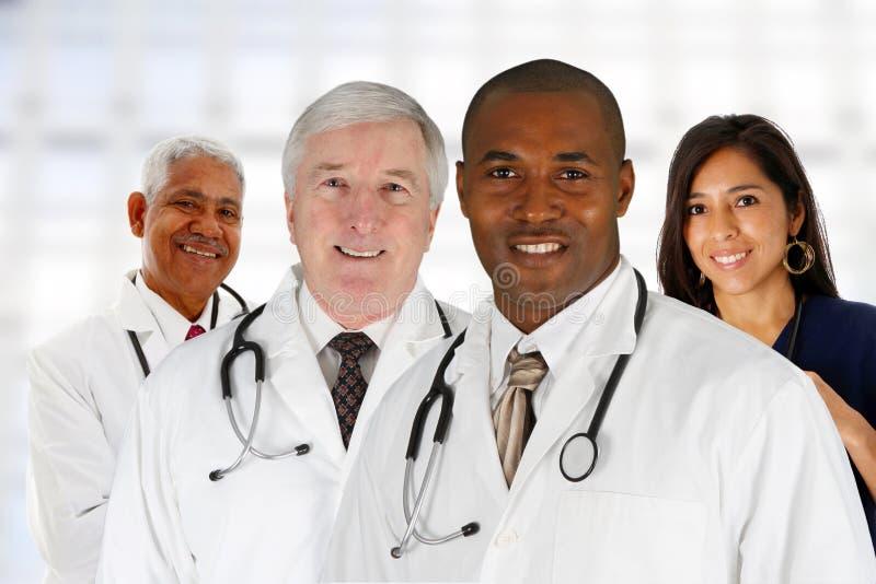 νοσοκόμα γιατρών στοκ εικόνα
