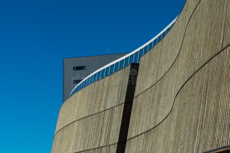 Νουούκ, η πρωτεύουσα της Γροιλανδίας στοκ φωτογραφίες