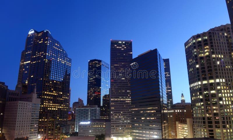 Ντάλλας στο κέντρο της πόλης Τέξας στοκ εικόνα