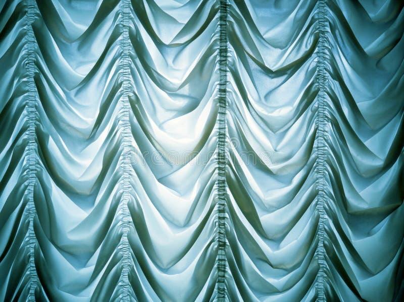 Ντεμοντέ κουρτίνα πολυτέλειας στοκ φωτογραφίες με δικαίωμα ελεύθερης χρήσης
