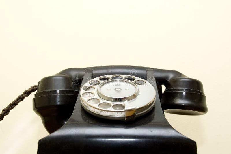 Ντεμοντέ τηλέφωνο στοκ εικόνες
