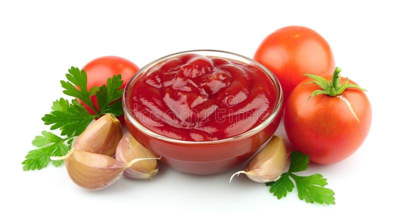 ντομάτα καρυκευμάτων συ&rh στοκ φωτογραφία με δικαίωμα ελεύθερης χρήσης