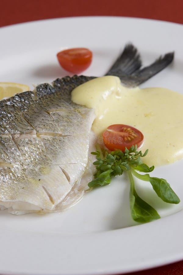 Download ντομάτα ψαριών sause στοκ εικόνες. εικόνα από μαγειρευμένος - 13179398