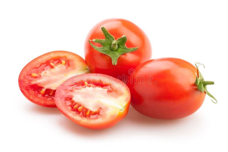 Ντομάτες δαμάσκηνων στοκ εικόνες