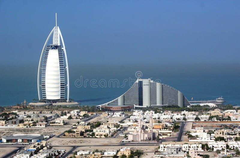 Ντουμπάι Jumeirah στοκ εικόνα με δικαίωμα ελεύθερης χρήσης