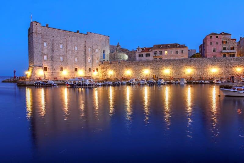 Ντουμπρόβνικ, Κροατία στοκ εικόνα με δικαίωμα ελεύθερης χρήσης