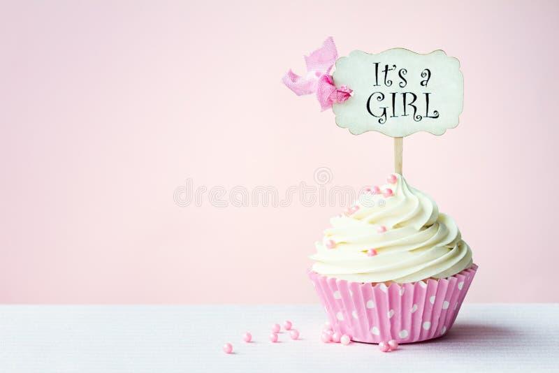 Ντους μωρών cupcake