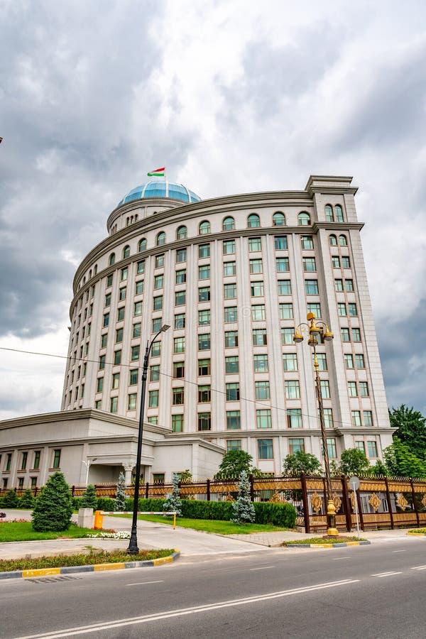 Ντουσανμπέ Κυβέρνηση του Τατζικιστάν 25 στοκ εικόνα με δικαίωμα ελεύθερης χρήσης