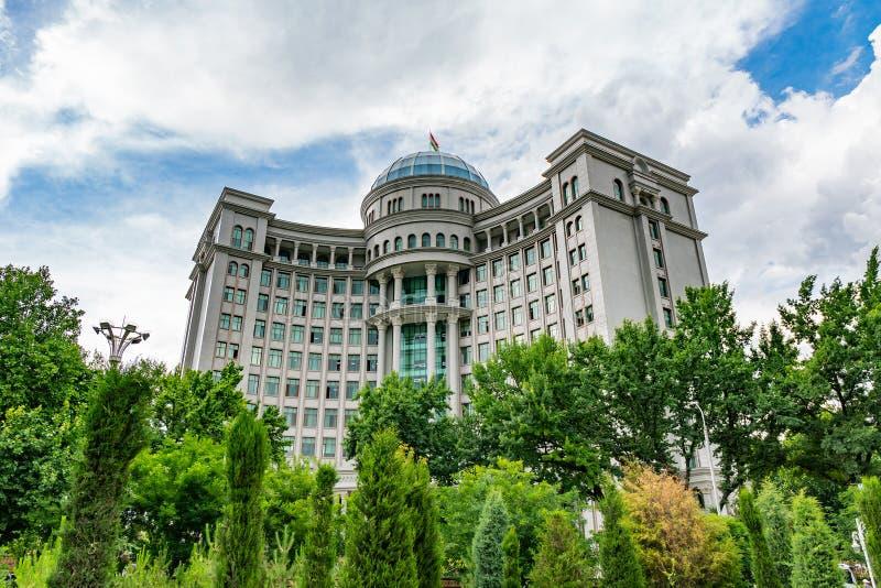 Ντουσανμπέ Κυβέρνηση του Τατζικιστάν 27 στοκ φωτογραφία με δικαίωμα ελεύθερης χρήσης