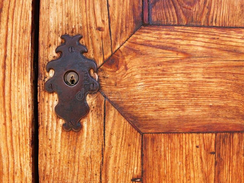 Ντουλάπι σιδήρου πορτών στοκ φωτογραφίες με δικαίωμα ελεύθερης χρήσης