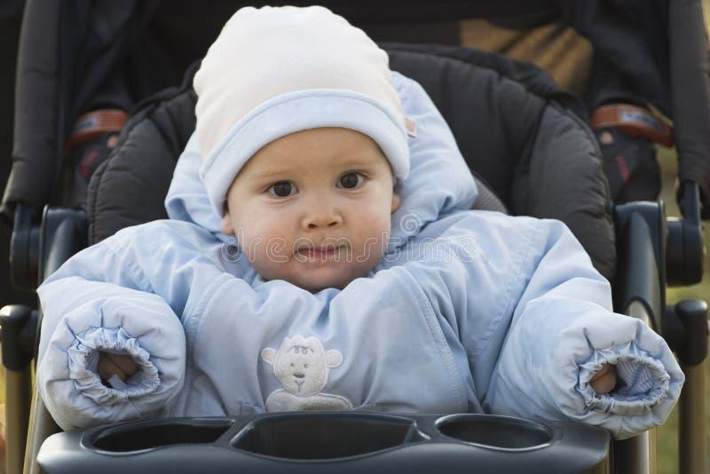 ντυμένος μωρό χειμώνας στοκ εικόνες με δικαίωμα ελεύθερης χρήσης