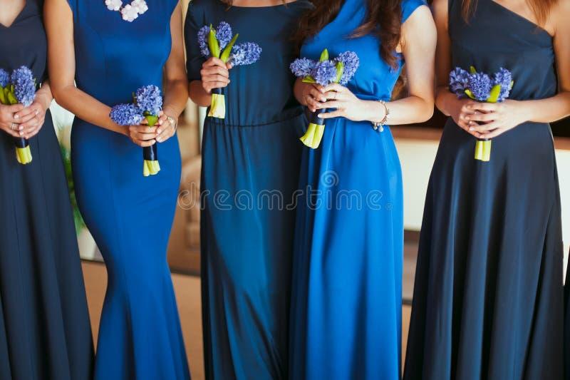 Νυφικά γαμήλια λουλούδια στοκ φωτογραφία με δικαίωμα ελεύθερης χρήσης