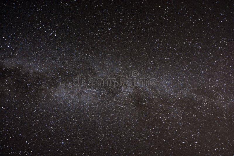 νυχτερινός ουρανός έναστρος στοκ φωτογραφία με δικαίωμα ελεύθερης χρήσης